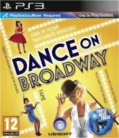 PS3 Move Dance On Broadway (Nová)