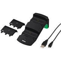 [Xbox One] HAMA V3 Nabíjacia stanica + 2 akumulátory