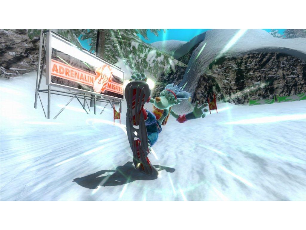 Xbox 360 Crossboard 7 Adrenalín Misfits