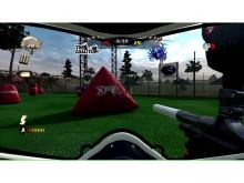 Xbox 360 The Millennium Championship Paintball 2009