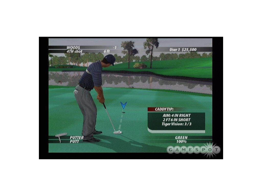 PS2 Tiger Woods PGA Tour 2005