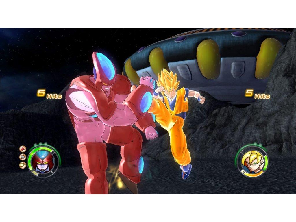 PS3 Dragon Ball Raging Blast 2