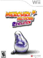 Nintendo Wii Mercury Meltdown Revolution