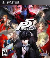 PS3 Persona 5 (nová)