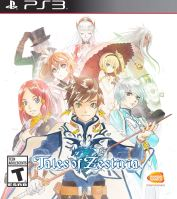 PS3 Tales Of Zestiria (nová)
