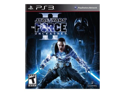 PS3 Star Wars The Force Unleashed 2
