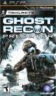 PSP Tom Clancys Ghost Recon Predator