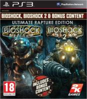 PS3 Ultimate Rapture Edition Bioshock And Bioshock 2