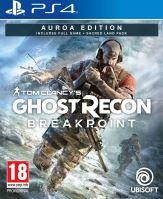 PS4 Tom Clancy'Ghost Recon Breakpoint - aurou Edition (CZ) (Novaá)