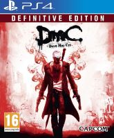 PS4 Devil May Cry - Definitive Edition