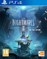 PS4 Little Nightmares 2  (nová)