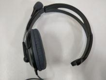 [Xbox 360] Venom headset - čierny (estetické vady)