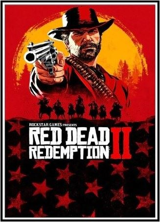 Plagát Red Dead Redemption 2 - Arthur (a) (nový)