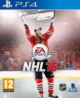 PS4 NHL 16 2016 (CZ)