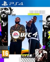 PS4 EA Sports UFC 4 (nová)