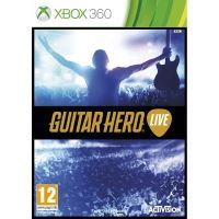 Xbox 360 Guitar Hero Live Edition