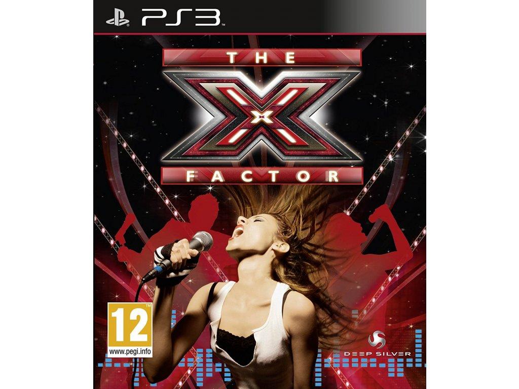 PS3 X-Factor