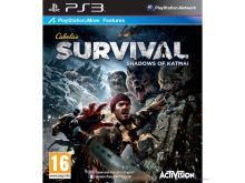 PS3 Cabelas Survival - Shadows Of Katmai
