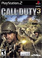 PS2 Call Of Duty 3 (DE)