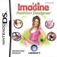 Nintendo DS Imagine Fashion Designer