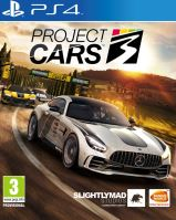 PS4 Project Cars 3 (nová)