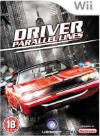 Nintendo Wii Driver Parallel Lines (nová)