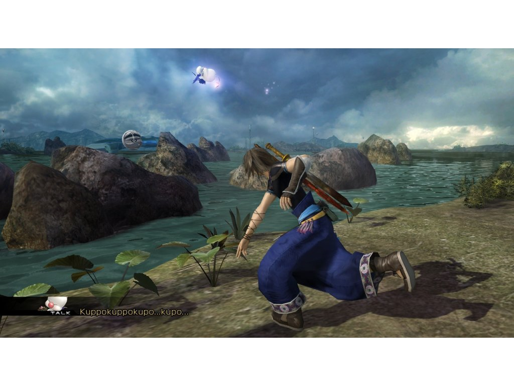 PS3 Final Fantasy XIII-2