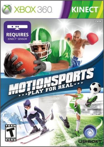 Xbox 360 Kinect MotionSports