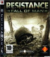 PS3 Resistance - Fall Of Man