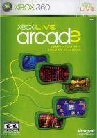 Xbox 360 Xbox Live Arcade Compilation Disc