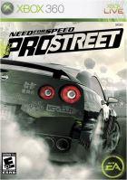 Xbox 360 NFS Need For Speed ProStreet (CZ)