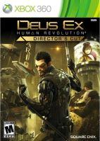 Xbox 360 Deus Ex Human Revolution - Director's Cut (nová)