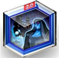 Disney Infinity herné mince: Útek z prietržové (Escape from the prietržové)