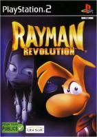 PS2 Rayman Revolution