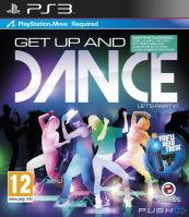 PS3 Get Up and Dance (nová)