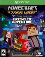 Xbox One Minecraft Story Mode The Complete Adventure