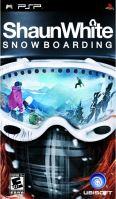 PSP Shaun White Snowboarding