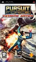 PSP Pursuit Force: Extreme Justice (CZ)