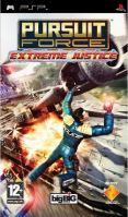 PSP Pursuit Force: Extreme Justice