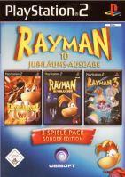 PS2 Rayman - Trilogy