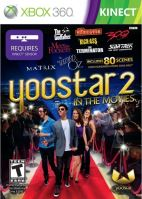 Xbox 360 Kinect Yoostar 2 The Movies