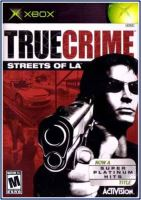 Xbox True Crime Streets Of LA (DE)