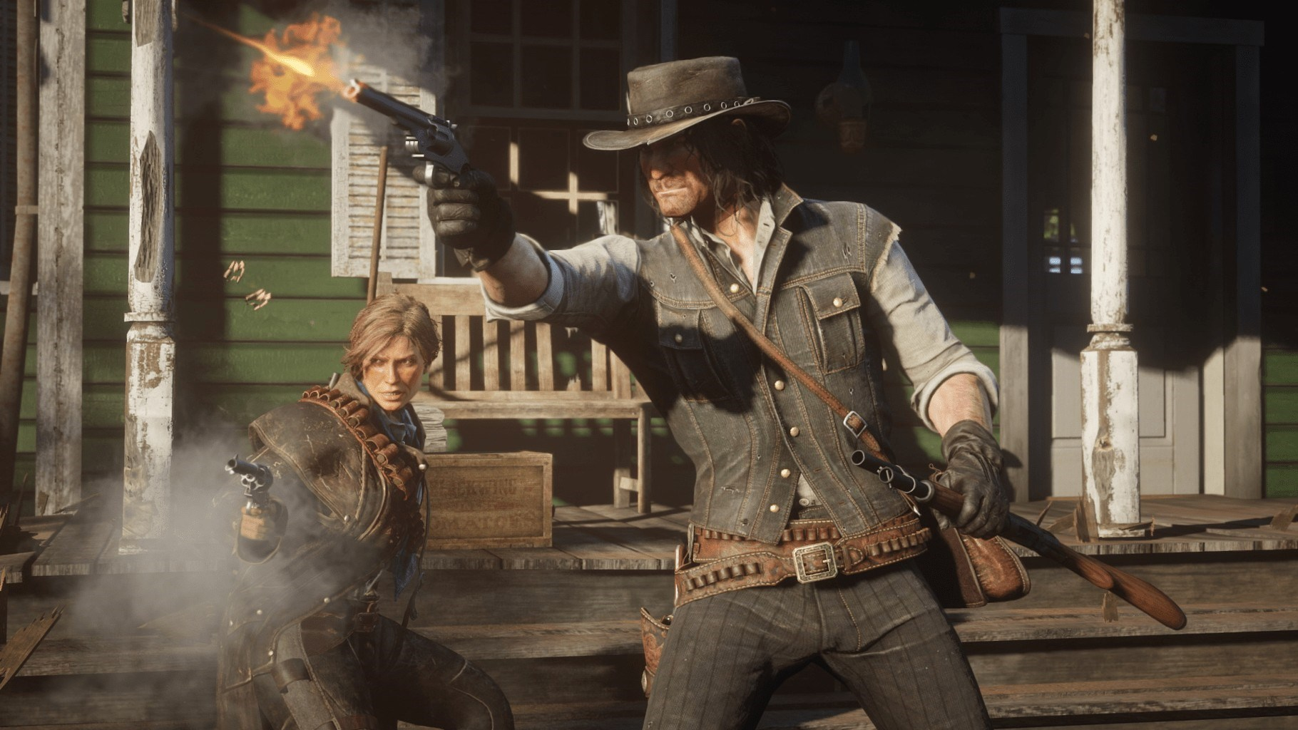 Xbox One Red Dead Redemption 2 (nová)