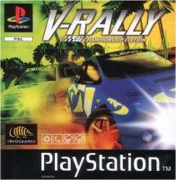 PSX PS1 V-Rally Championship Edition