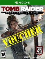 Voucher Xbox One Tomb Raider - Definitive Edition