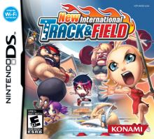 Nintendo DS New International Track and Field