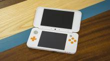 New Nintendo 2DS XL - žltobielej (estetická vada) + originálne balenie