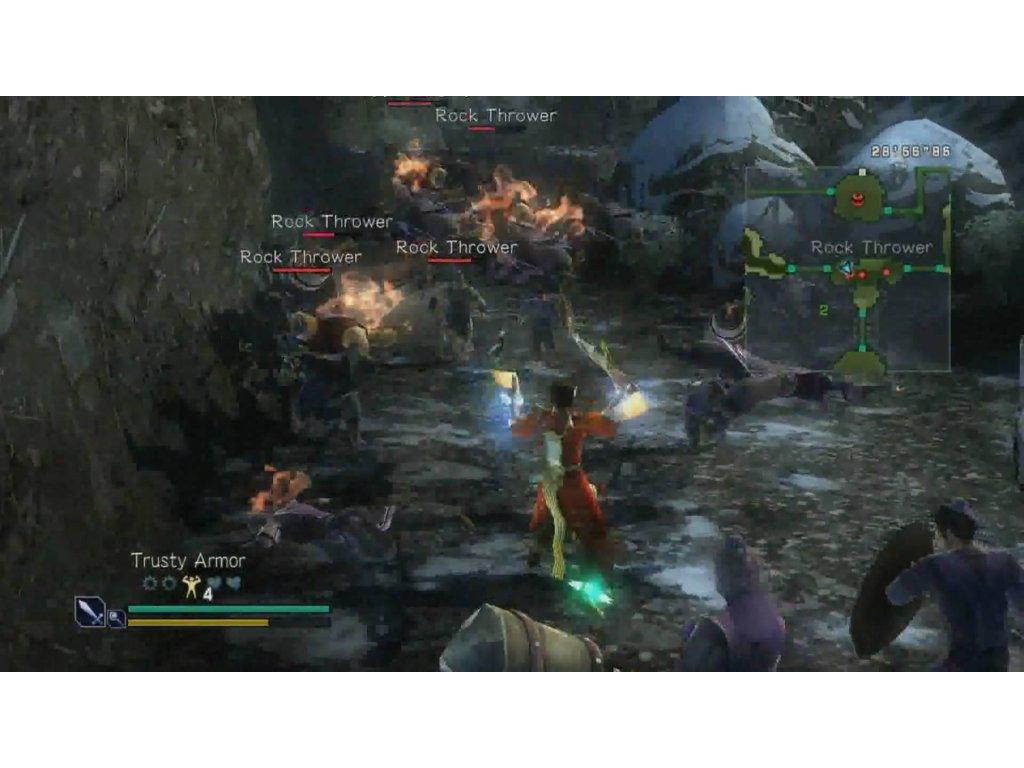 PS3 Dynasty Warriors Strikeforce
