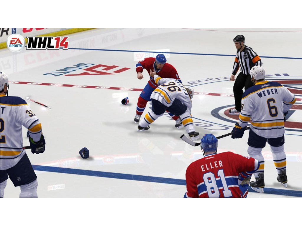 PS3 NHL 14 2014 (CZ)