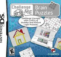 Nintendo DS Challenge Me: Brain Puzzles